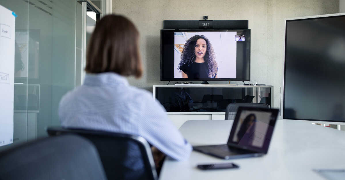 Bringing individual devices into your new back-to-work meeting room plan