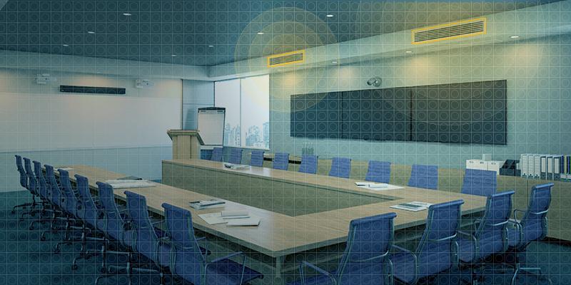 Nureva audio conferencing's intelligent sound targeting feature