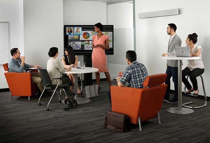 Your 3-minute guide to the Nureva®audio conferencing difference