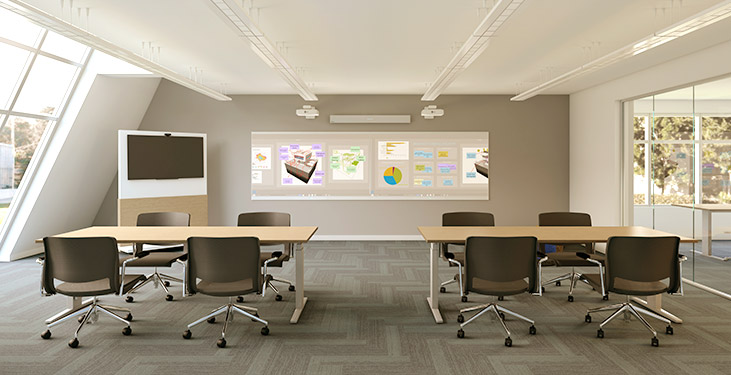 Technology for active learning spaces