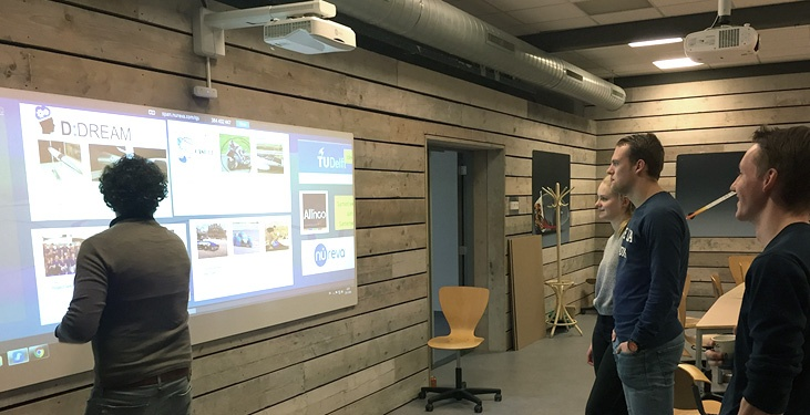 Active learning with the Nureva Wall and Span software