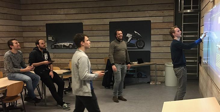 TU Delft collaborative learning