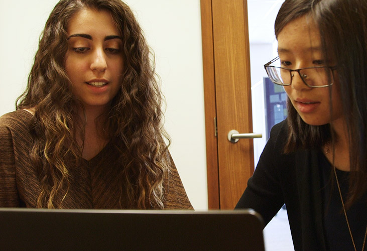 Internship program collaboration