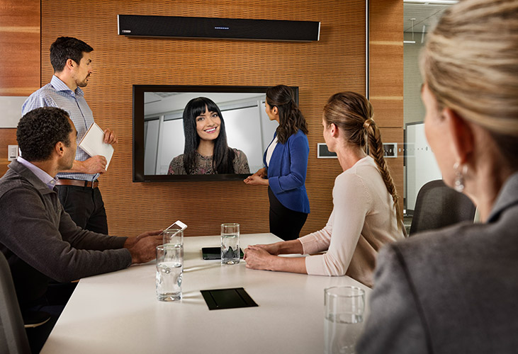 Advanced audio conferencing with the HDL300 system