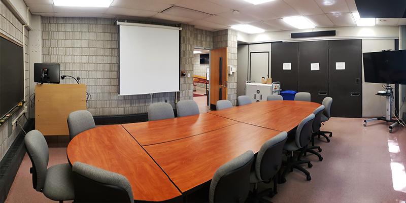 Bristol college meeting room