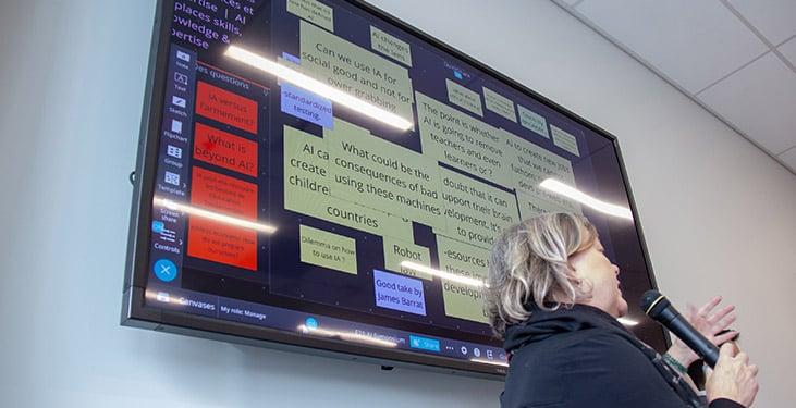 QuickShare at the E21 Symposium