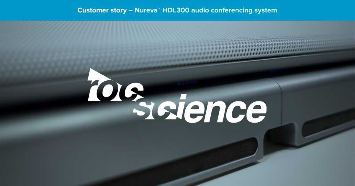 """HDL300 audio conferencing system is a """"slam dunk"""" for problem room"""