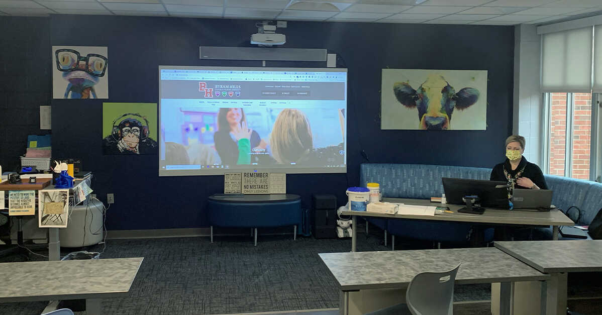 Tech & Learning case study: Building an all-in-one hybrid classroom