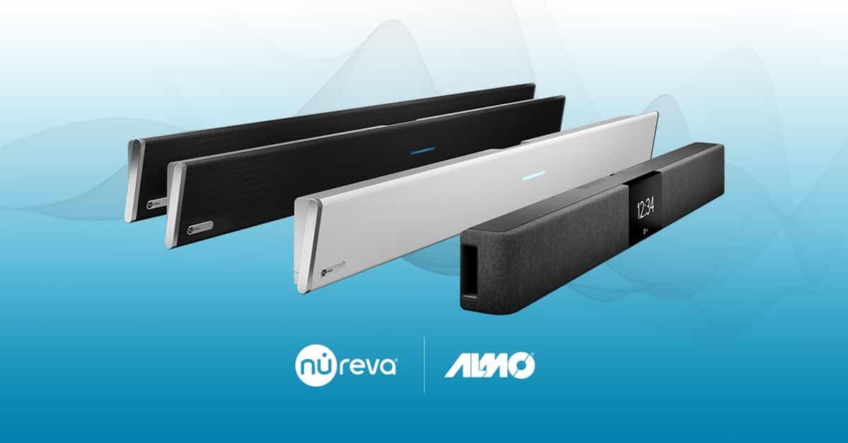 Nureva and Almo Professional AV Announce Distribution Agreement