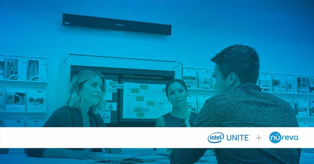 Nureva announces HDL300 system integration with Intel Unite® platform