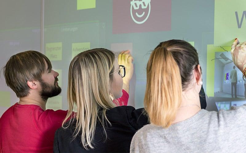 Span Workspace at WIFI Tirol