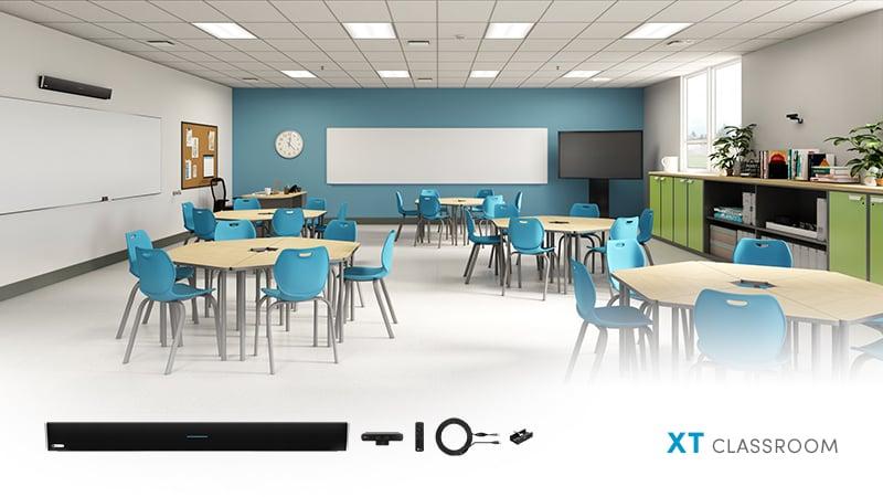 Nureva XT classroom solution