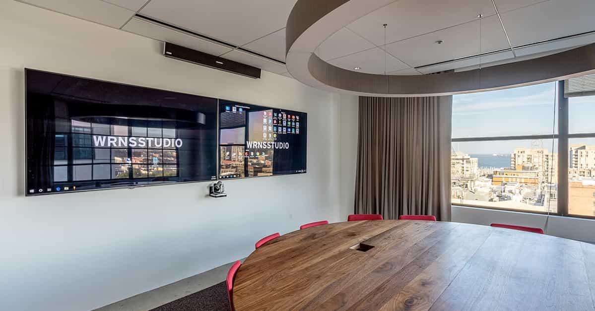 WRNS Studio chooses Nureva audio conferencing systems