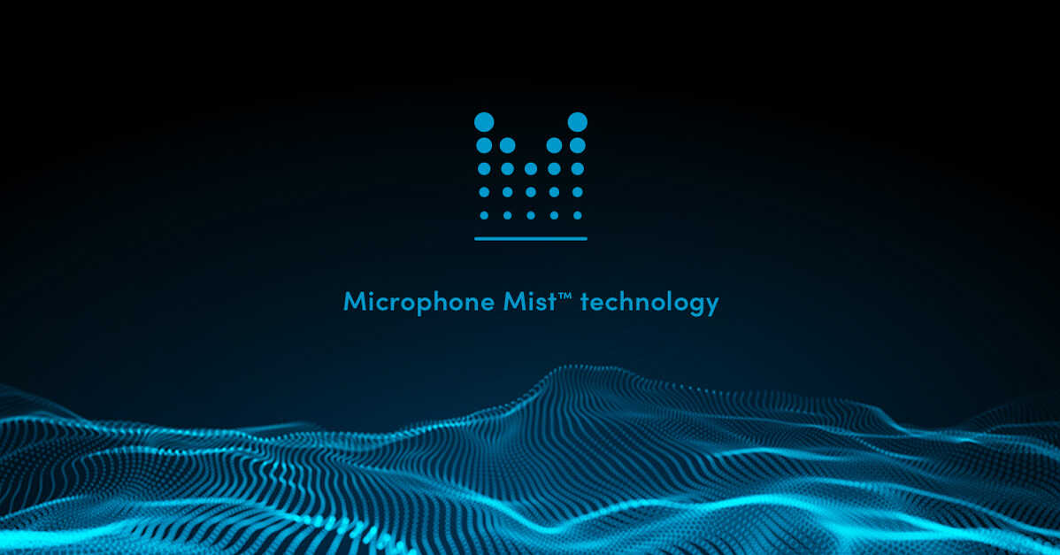 Microphone Mist™ technology recognized by Frost & Sullivan for major award