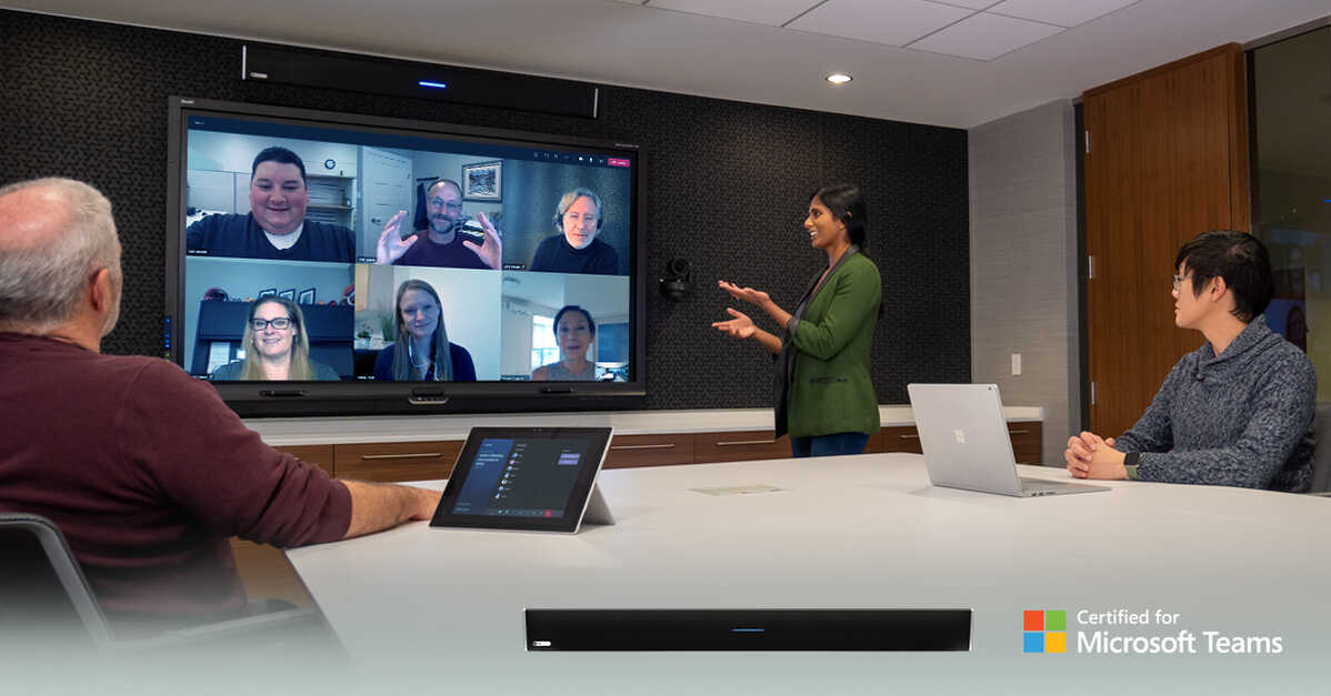 HDL300 system now certified for Microsoft® Teams