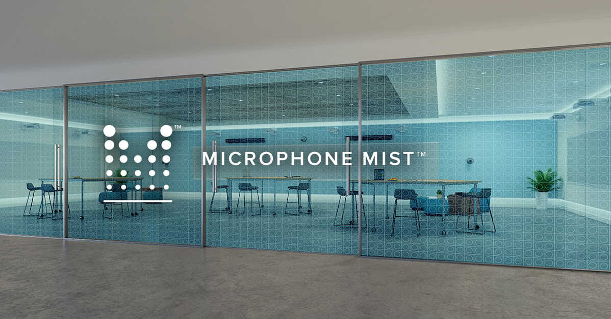 Microphone Mist™ technology: from idea to audio conferencing game changer