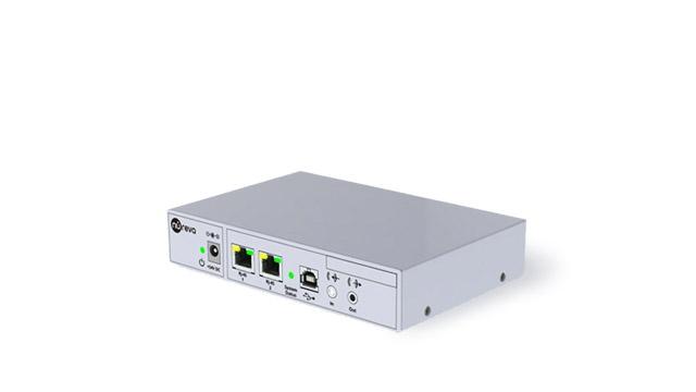 Nureva HDL300 audio conferencing system breakout box