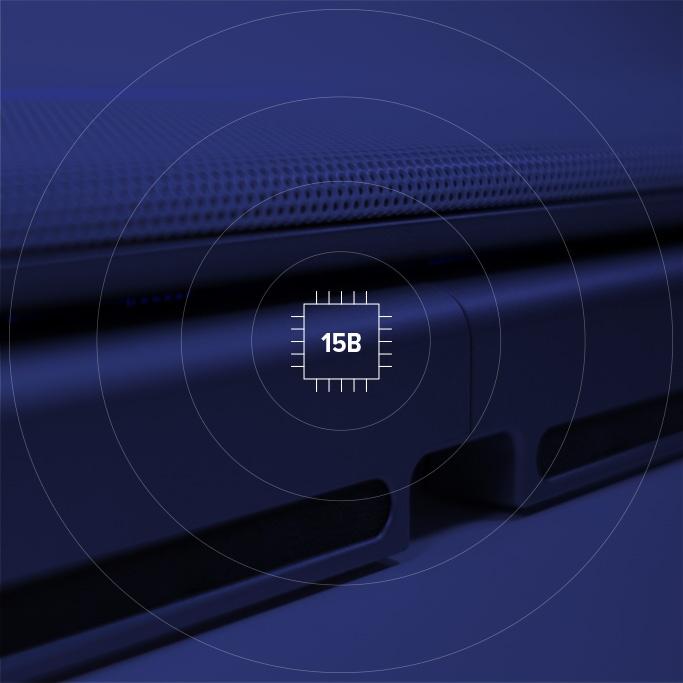 Nureva HDL300 audio conferencing system executes 15 billion instructions per second