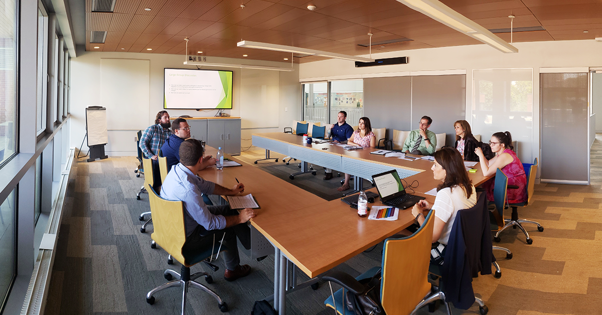 Better classroom audio conferencing leads to greater engagement – and fewer fires