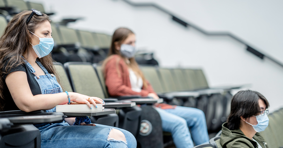 Webinar: How Athens State University built hybrid classrooms from scratch