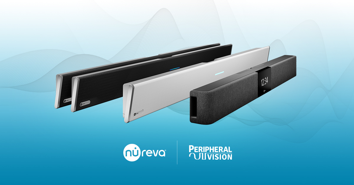 Nureva appoints Peripheral Vision as its distributor in South Africa