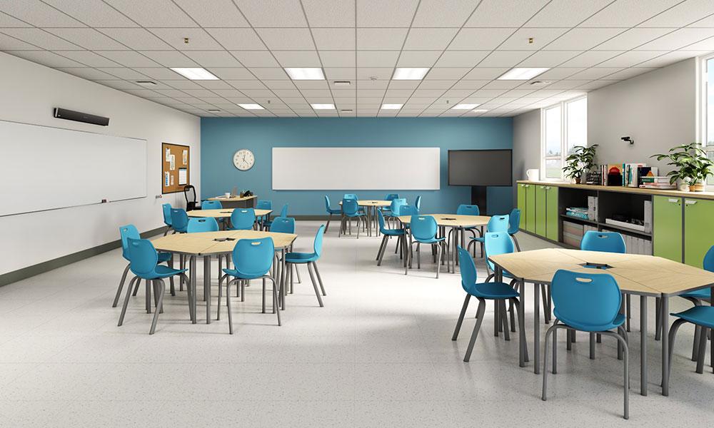 K–12 education classroom