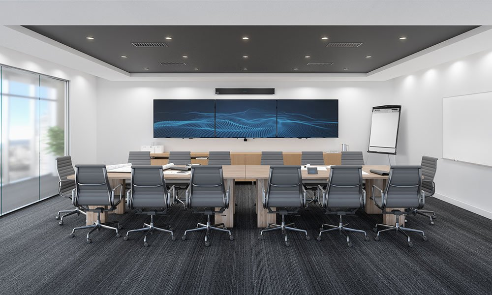 Mid-sized meeting space