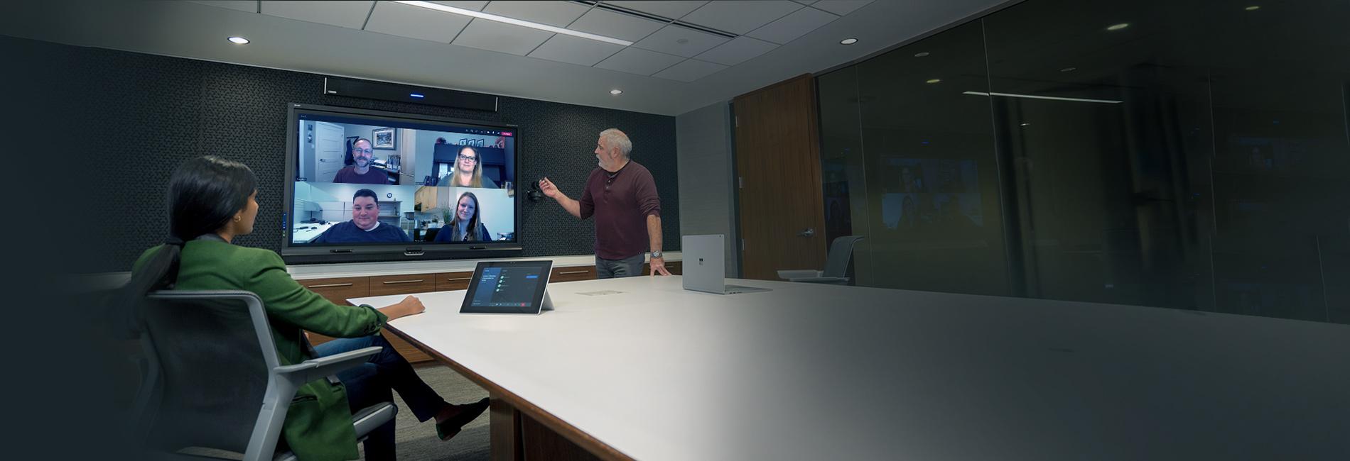 Nureva + Microsoft Teams