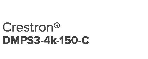 Crestron® DMPS3-4k-150-C