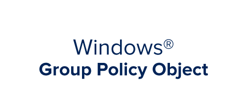 Window® Group Policy Object