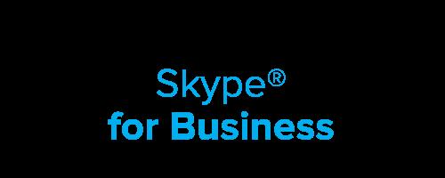 Skype® for Business