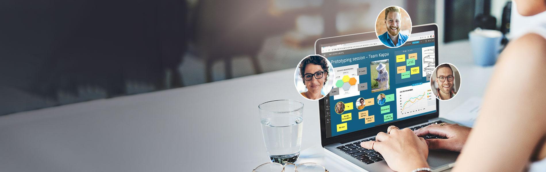 Nureva Span Workspace — Bridge the remote collaboration gap